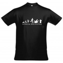 Tee shirt Footballer True Evolution
