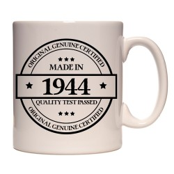 Mug Made in 1944