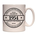 Mug Made in 1954