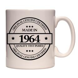 Mug Made in 1964