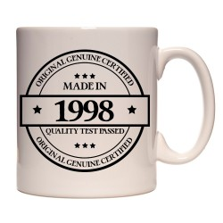 Mug Made in 1998