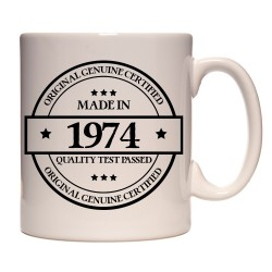 Mug Made in 1974