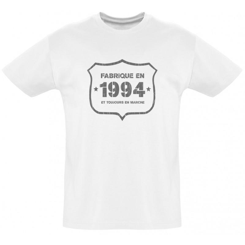 tee shirt fab 1994 coton bio homme. Black Bedroom Furniture Sets. Home Design Ideas