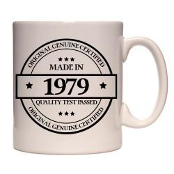Mug Made in 1979