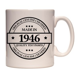 Mug Made in 1946
