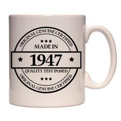 Mug Made in 1947