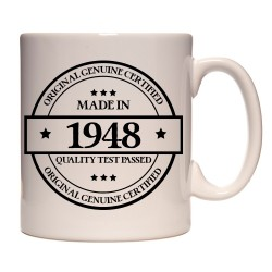 Mug Made in 1948