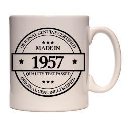 Mug Made in 1957