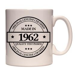 Mug Made in 1962