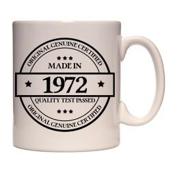 Mug Made in 1972