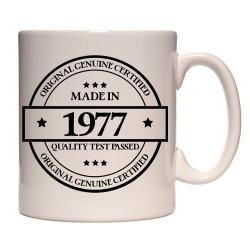 Mug Made in 1977